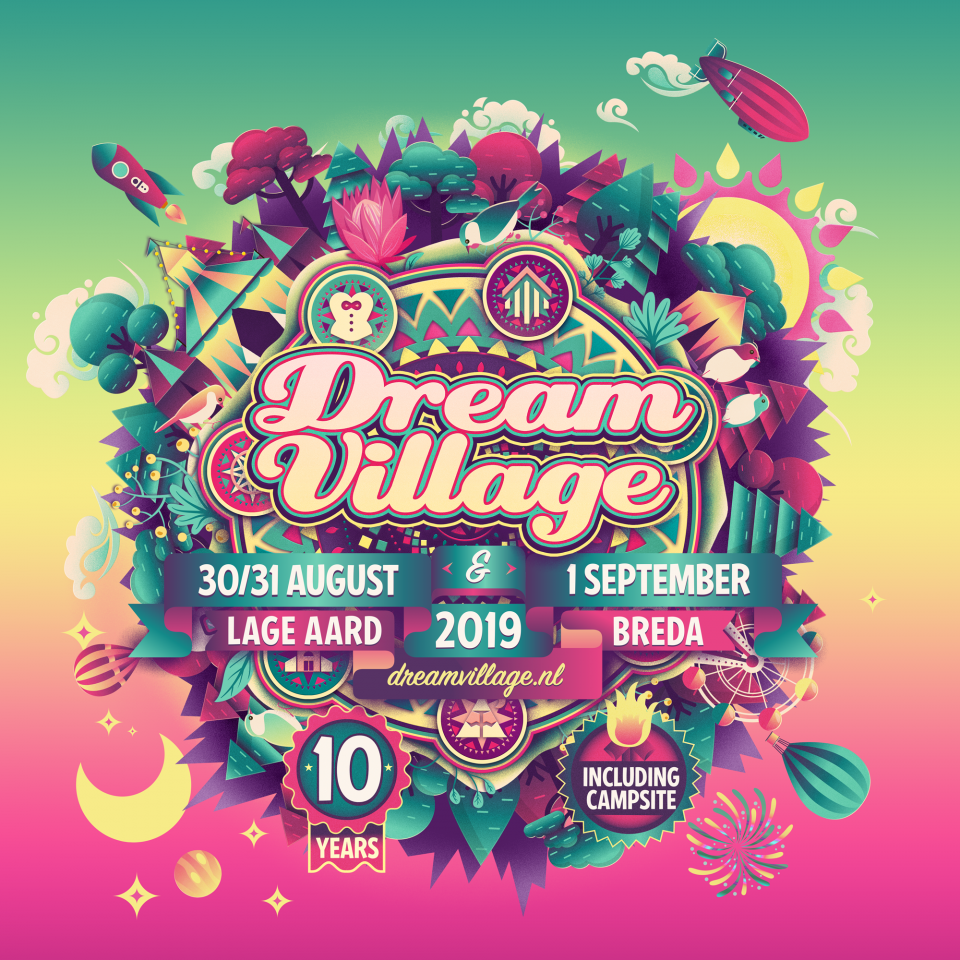 10 YEARS OF DREAM VILLAGE