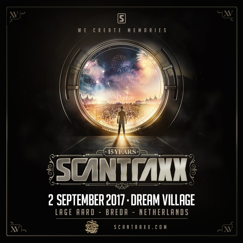 Mainstage hosting: SCANTRAXX RECORDZ!